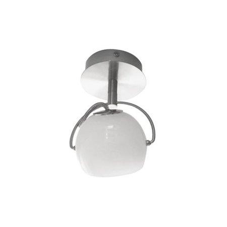 Plafondlamp 360° rond bol GU10 125mm hoog GU10 spot