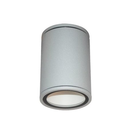 Outdoor ceiling light LED anthracite or grey 132mm H 12W