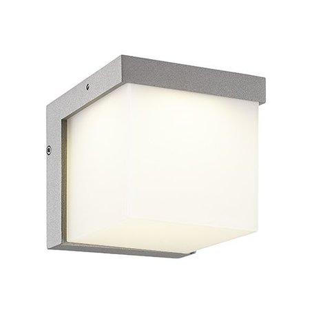 Wandlamp buiten LED grijs, wit of antraciet 117mm hoog 3,8W
