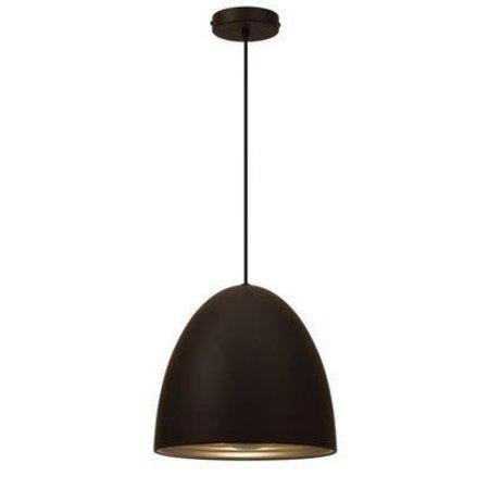 Hanglamp eettafel conisch 280mm hoog met E27 fitting