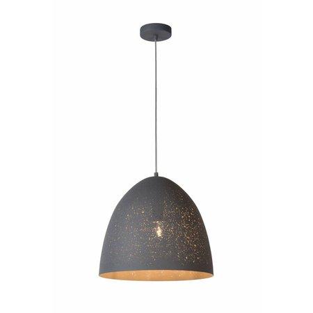 Oriental light 40cm Ø white, grey, blue