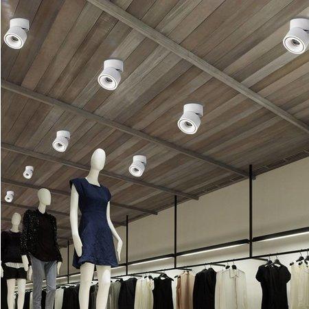 Ceiling light LED white orientable 9W 103mm high