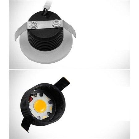 Spot encastrable diametre 50 mm LED 5W