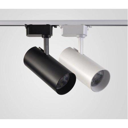 Track lighting LED 35W black or white design