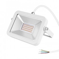 LED straler 30W SMD zwart of wit