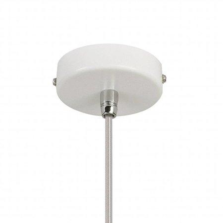 Pendant light ball white, copper, brass or black 89mm Ø