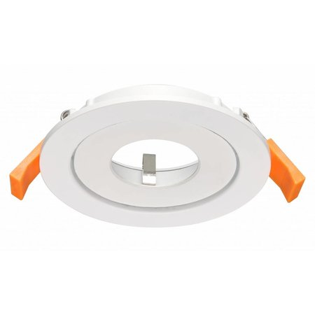 Downlight surround 105mm Ø GU10