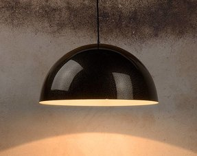 Pendant lights black