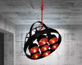 Big pendant lights