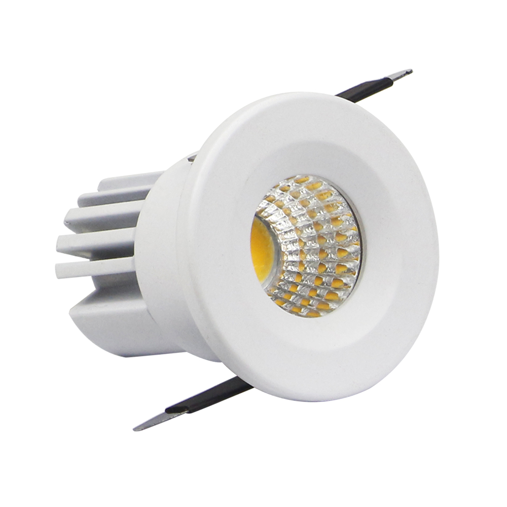 40mm downlight LED cut-out 30 mm 3W