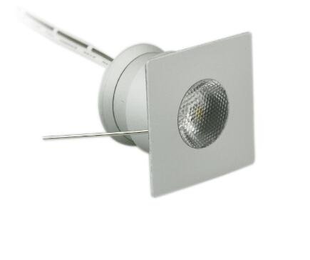 Mini inbouwspot LED 4W