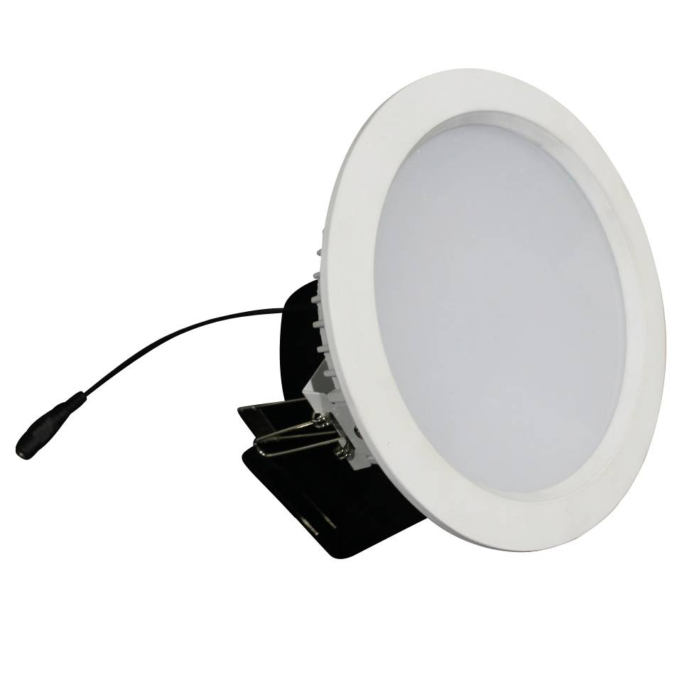 Downlight recessed 18W LED 120° driverless dimmable