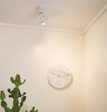Design ceiling spot white or gray GU10 LED 5W dim-to-warm