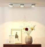 Dining room ceiling light white LED 3x5W