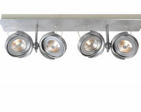 Grey ceiling lights