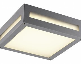 Vierkante plafondlampen