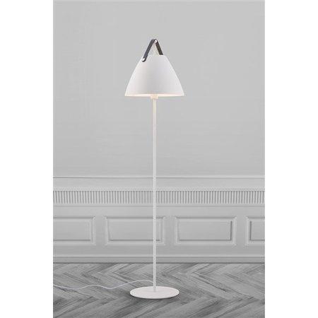 Scandinavische vloerlamp design wit of zwartE27