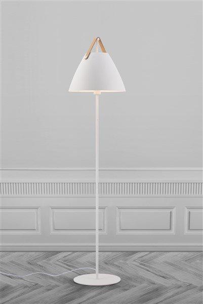 Uitgelezene Scandinavian style floor lamp white or black E27 | Myplanetled NJ-05