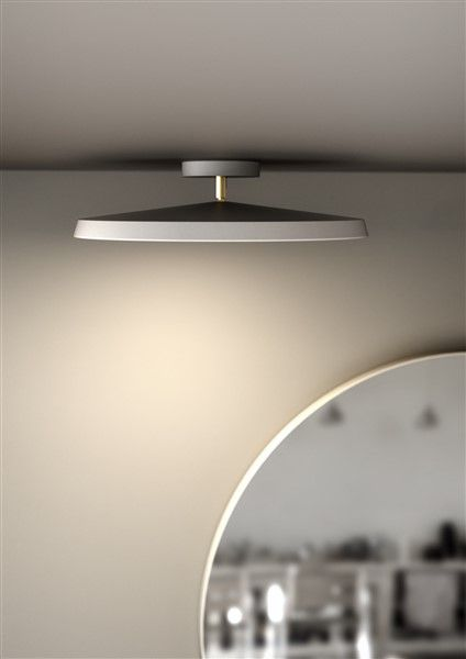 Lampe Plafond Moderne Led Dimmable Ronde 14 Ou 24w Myplanetled
