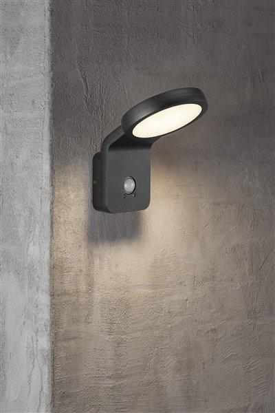 Wonderbaar Buitenlamp met sensor LED wit of zwart   Myplanetled BH-16