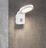 LED motion sensor light black or white
