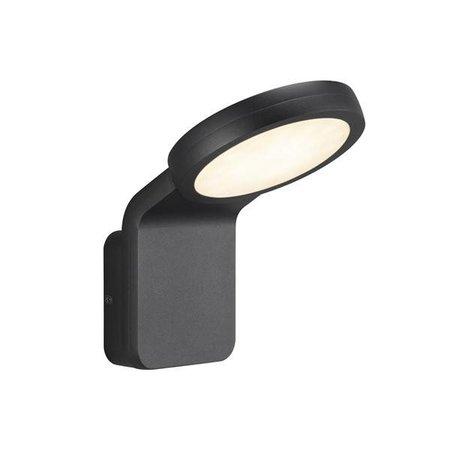 Applique extérieur détecteur blanc ou noir