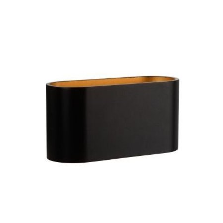 Gold wall light white or black G9