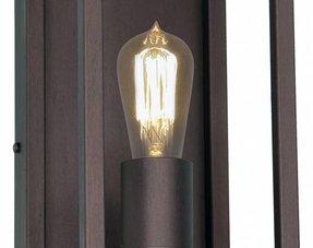 Wandlampen brons