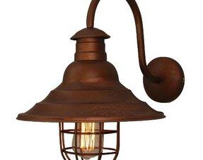 Wandlampen koper