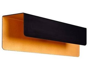 Rectangular wall lights