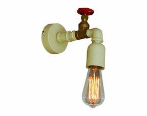 Gebogen wandlampen