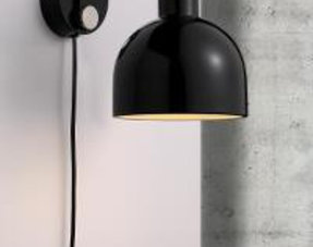 Metalen wandlampen