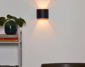 Wandlampen woonkamer