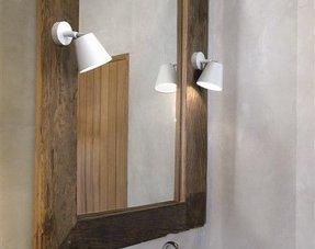 Wandlampen badkamer