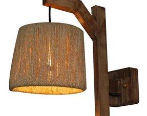 Wandlampen met kap