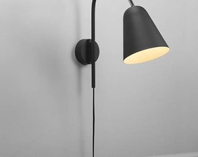 Dimmable wall lights