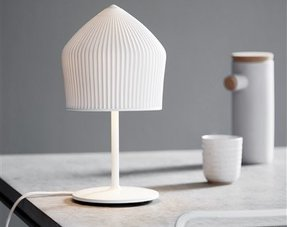 White table lamps