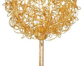 Table lamps gold