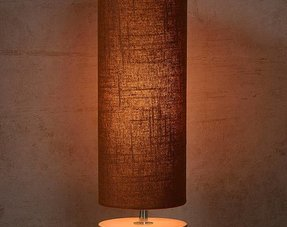Cilinder tafellampen