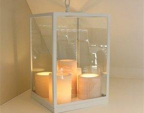 Tafellampen glas