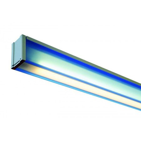 Hanglamp Led 28,8W 1200mm wit of blauw