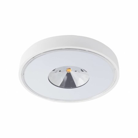 Outdoor ceiling light LED design round 280mm diameter 30W