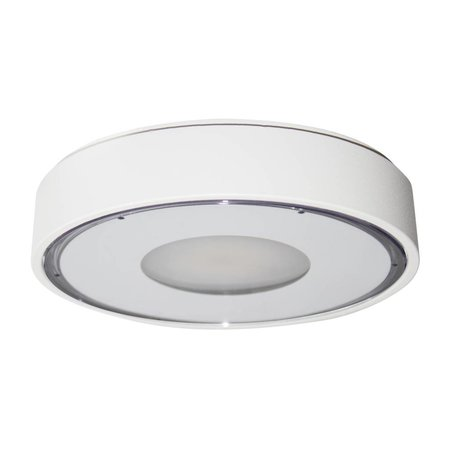 Outdoor ceiling light LED design 210mm diameter 12W
