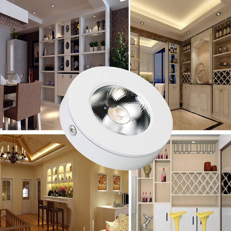 Eclairage sous meuble cuisine led 5 ou 7w myplanetled - Eclairage led sous meuble cuisine ...