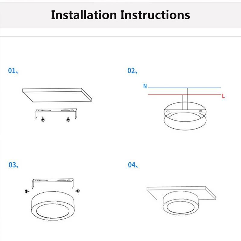 Eclairage sous meuble cuisine led 5 ou 7w myplanetled - Eclairage sous meuble cuisine led ...