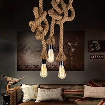 Pendant light cord E27