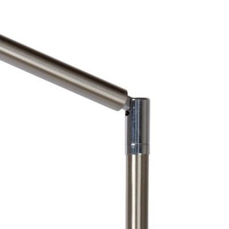 LED reading lamp gray or black dimmable