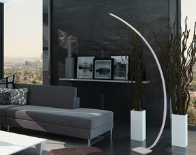 Design floor lamps