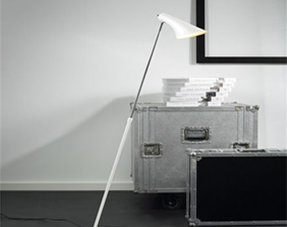 Stoere industriële vloerlamp vloerlampen landelijk at home