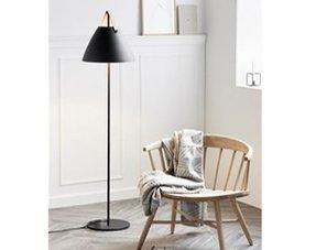 Harley staande lamp industrieel zwart u made u home design